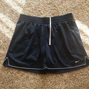 Nike womens DriFit shorts.